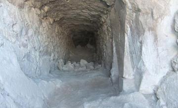 Көне түрік қамалында 4000 жыл бұрын салынған құпия туннель табылды
