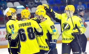 Хоккей: «Сарыарқа» Ариаданы» тас-талқан етіп жеңді