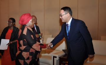 Қазақстандық делегация Африка одағының 26-шы Ассамблеясына қатысты