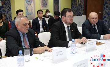 Romania praises Kazakhstan's policy of peace and accord - MP (PHOTOS)