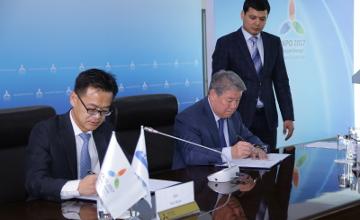 Samsung becomes official partner of National Company «Astana EXPO 2017