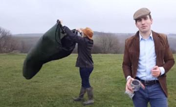 Британдық фермер таза ауаны жинап ауқатты қытайларға саудалауда