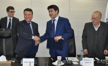 Между Казахстаном и Ираном необходимо аннулировать визовый режим - Амир Абеди