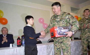 В ЮКО школьник помог пограничникам задержать нарушителей госграницы (ФОТО)