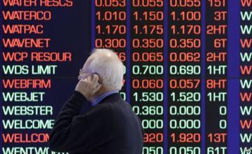 全球股市再受重创 石油价格跌落每桶30美元以下