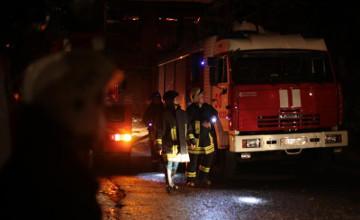 Пожар в «Абу-Даби Плазе» в Астане  локализован