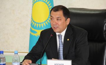 Акимы районов не владеют ситуацией на местах - Н.Ногаев