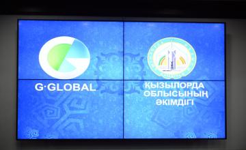 G-Global to start operation in Kyzylorda region