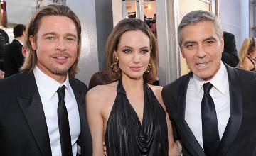 Джоли мен Клуни ең әдемі қартайып жатқан жұлдыздар тізіміне кірді