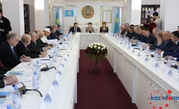 Ассамблея народа Казахстана выдвинула девять кандидатов в депутаты Мажилиса (ФОТО)