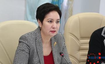 Г.Абдыкаликова: Основа Дня благодарности - трагическая судьба казахов и 60 этносов в годы репрессий