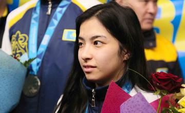Анита Нагай: Первый шаг к мечте каждого спортсмена - олимпийскому «золоту»