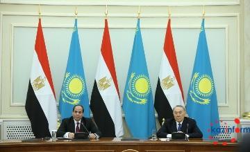 Казахстан договаривается с Египтом в области мирного атома