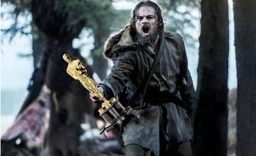 Лео, который смог: Как отреагировал Интернет на «Оскар» Ди Каприо (ФОТО)