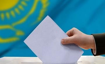 В Атырауской области  к 18 часам проголосовали 82,9 % избирателей