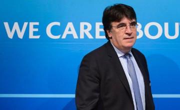 Теодор Теодоридис УЕФА бас хатшысы міндеттерін атқарушы болып  тағайындалды