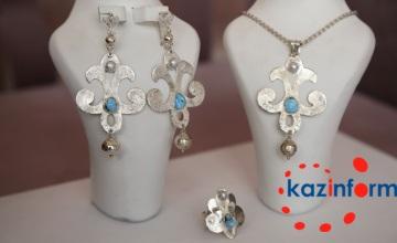 Красота по-казахски: Национальные украшения становятся популярными в разных странах мира (ФОТО)