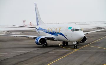 В SCAT объяснили причины задержки авиарейса из Астаны в Усть-Каменогорск