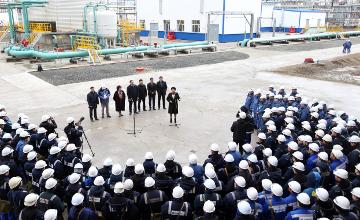 Члены РПШ «Нұр Отан» провели ряд встреч в Атырауской области