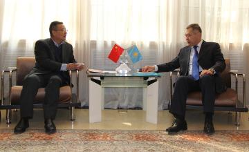 Вопросы сельскохозяйственного сотрудничества между РК и КНР обсудили в Пекине