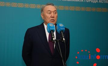 纳扎尔巴耶夫未否认是否会对国家体制进行变革