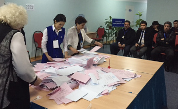 TurkPA: elections in Kazakhstan met international standards