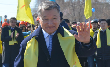Akhmetov: Nur Otan is a locomotive of President's reforms