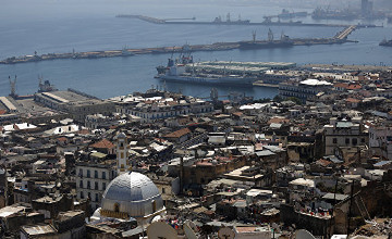 В Алжире предотвратили теракт, ликвидировав террориста-смертника