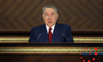 President Nazarbayev sets tasks for new Parliament