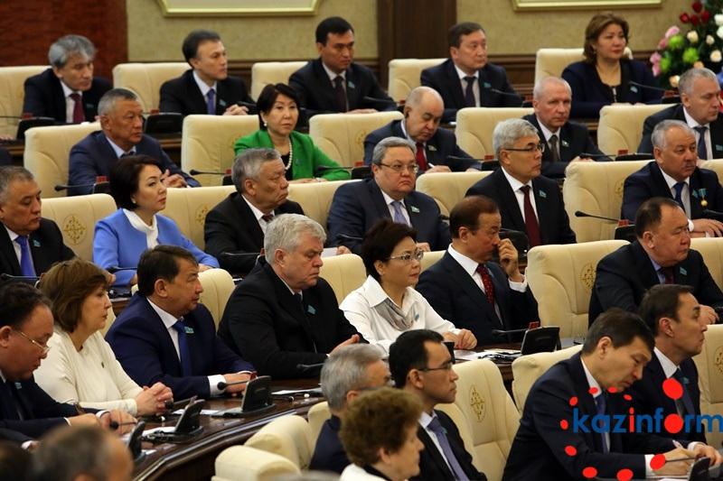 Приняты важные меры в рамках реформы по формированию подотчетного государства - Президент РК (ФОТО)