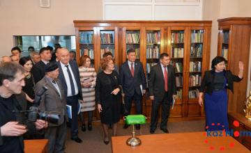 В Астане почтили память известного государственного деятеля Максута Нарикбаева (ФОТО)