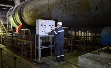 ССГПО почти на четверть увеличилась производительность сушильных линий фабрики рудоподготовки и обогащения