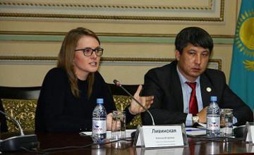 Роль Общественного совета высока: мы  можем вносить свои предложения акимату и влиять на принятие решений - Н. Ливинская