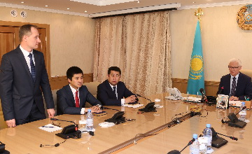 New deputy governor of N Kazakhstan rgn named