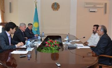 Иранские предприниматели намерены развивать овцеводство в Актюбинской области