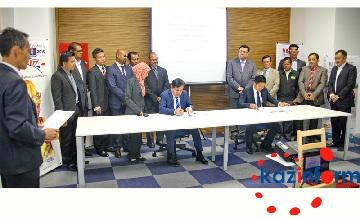 Hadid Engineering joins Kazakhstan's Union of oilfield service companies (PHOTO)