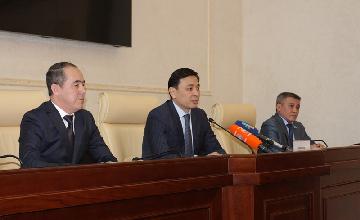 Nariman Turegaliev appointed mayor of Uralsk (PHOTO)
