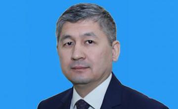 New deputy governor of South Kazakhstan region named