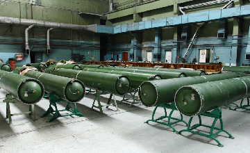 Торпеды казахстанского производства представят на выставке KADEX-2016
