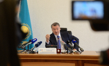 E Kazakhstan spends 285 mln tenge on purchase of cars for local police service