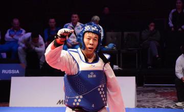 Чемпионом Азии по паратаеквондо стал спортсмен из Тараза Омирали Нышан