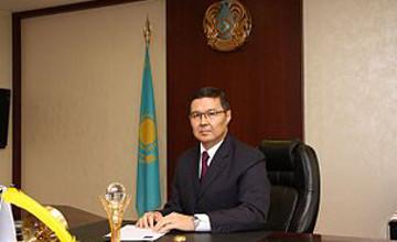Y. Baudarbek-Kozhatayev appointed Ambassador of Kazakhstan to Japan