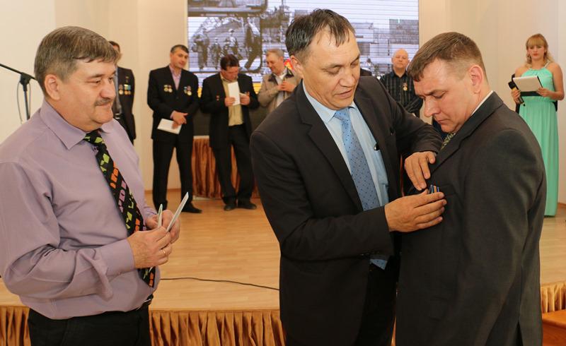 В Павлодаре чествовали ветеранов-ликвидаторов аварии на Чернобыльской АЭС (ФОТО)