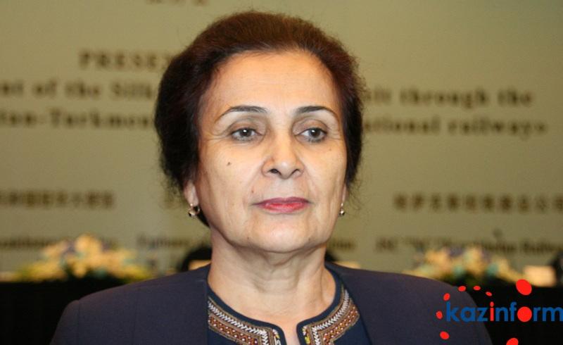 Туркменистан заинтересован в изучении опыта Логистического центра РК в г.Ляньюньган КНР