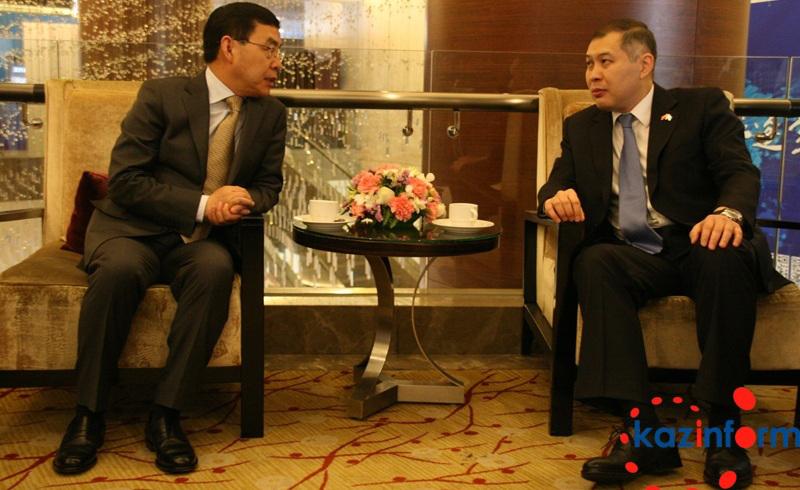 К Н.Назарбаеву в Китае относятся с большим уважением - мэр г. Сиань (ФОТО)