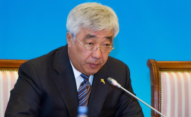 Казахстан выступает за создание ОБРА - Е.Идрисов