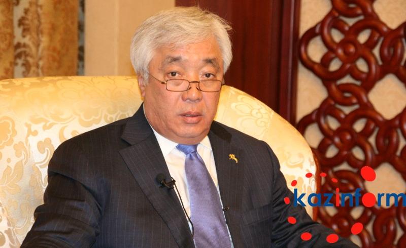 Е.Идрисов рассказал о позиции РК по территориальным спорам в Южно-Китайском море