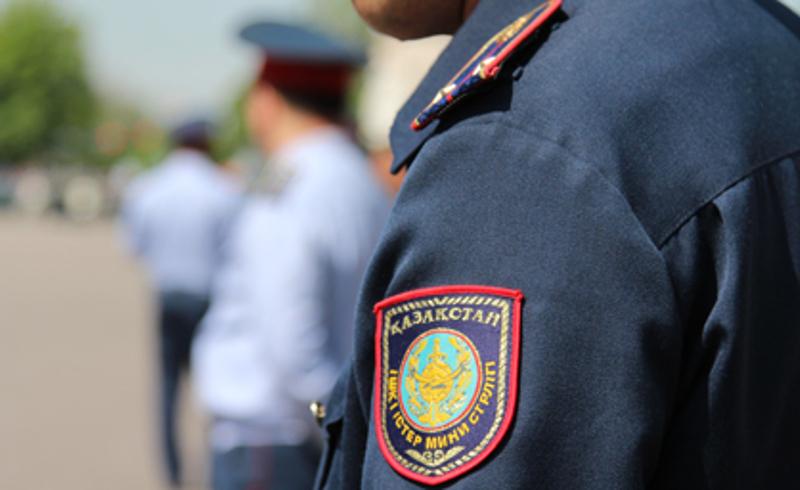 Талдықорғанда 17 полиция қызметкері тәртіптік жауапкершілікке тартылды