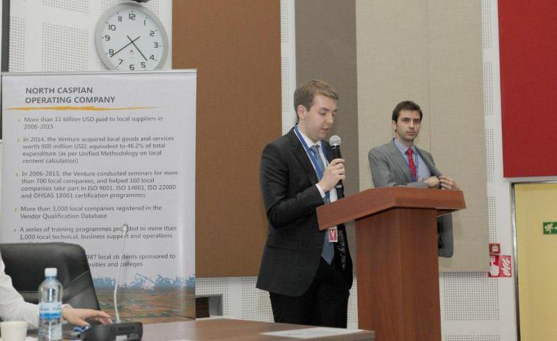 В Атырау 17 казахстанских компаний получили международные сертификаты