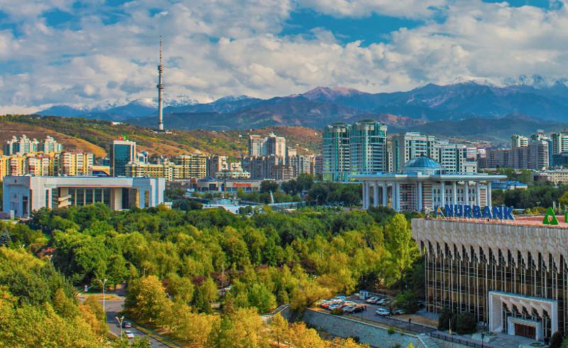 260 млн тенге выделено на содержание фонтанов Алматы